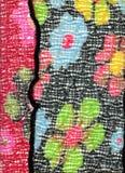Uma textura de matéria têxtil Imagem de Stock Royalty Free