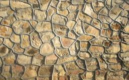 Uma textura do bloco Fotografia de Stock Royalty Free