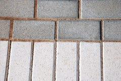 Uma textura dos tijolos Foto de Stock Royalty Free