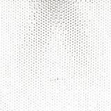 Uma textura pontilhada fina, teste padrão preto e branco do vetor ilustração do vetor