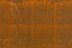 Uma textura sem emenda do aço da oxidação do rugh imagens de stock royalty free
