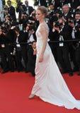 Uma Thurman. CANNES, FRANCE - MAY 24, 2014: Uma Thurman at the gala awards ceremony at the 67th Festival de Cannes Royalty Free Stock Photos