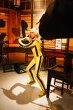 Uma Thurman jako panna młoda od zwłoki Bill w Madame Tussauds Hollywood Obrazy Royalty Free