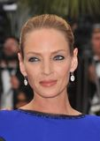 Uma Thurman. At the 64th Festival de Cannes awards gala. May 22, 2011  Cannes, France Picture: Paul Smith / Featureflash Stock Photo