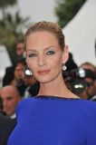 Uma Thurman Royalty Free Stock Photography