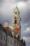 Uma torre de pulso de disparo em Colchester Imagens de Stock Royalty Free