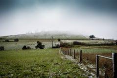 Uma varredura da neve Foto de Stock Royalty Free
