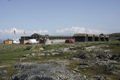 Uma viagem através de Noruega Imagem de Stock