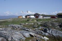 Uma viagem através de Noruega Imagens de Stock Royalty Free