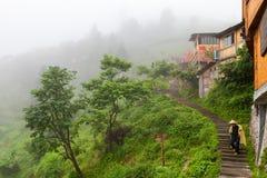 Uma vila em China Imagem de Stock