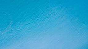 Uma vista aérea do mar imagem de stock royalty free