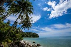 Uma vista bonita. Imagem de Stock Royalty Free