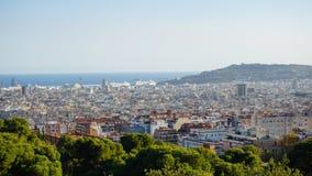 Uma vista de Lisboa Fotografia de Stock