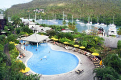 Saint Lucia imagens de stock royalty free