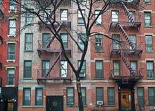 Apartamentos do Westside Imagem de Stock Royalty Free