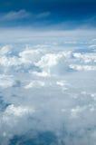 Uma vista do céu Fotos de Stock