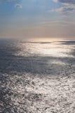 Uma vista do Oceano Atlântico Imagens de Stock Royalty Free