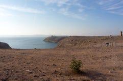 Uma vista a Nile River imagens de stock