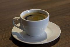 Uma xícara de café foto de stock