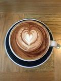 Uma xícara de café imagens de stock