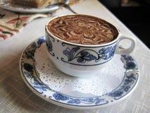 Uma xícara de café imagem de stock royalty free
