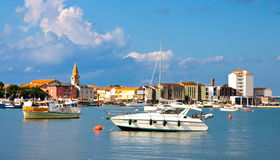 Umag (Croatia) Royalty Free Stock Photo