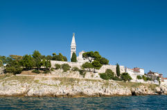 Umag, Croatie Image libre de droits