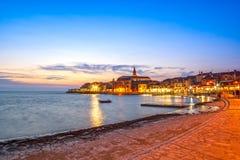 Umag, Istria, Cro?cia fotos de stock royalty free