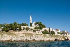Umag, Kroatien Lizenzfreies Stockbild