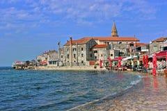 Umag Kroatien Lizenzfreie Stockbilder