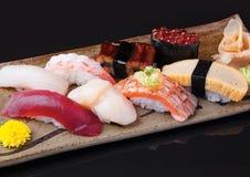 Umai sushi Fotografering för Bildbyråer