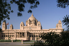 Umaid Bhawan Palace - Jodhpur - India Royalty Free Stock Images