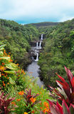 Umauma Falls Stock Photography