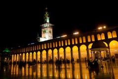 Umayad Moschee in Damaskus Lizenzfreies Stockbild