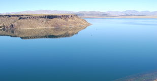 Umayo lake. Peru Stock Photography