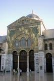 大马士革清真寺叙利亚umayyad 库存图片