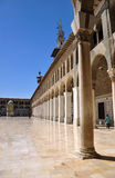 Umayyad meczet Obrazy Stock