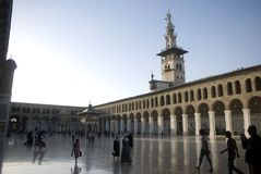 Umayyad Mosque, Damascus, Syria Royalty Free Stock Photography