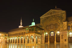 Umayyad mosque in Damascus, Syria Royalty Free Stock Images