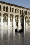 Umayyad Mosque in Damascus Royalty Free Stock Photo