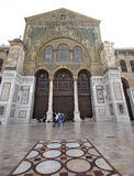 Umayyad Mosque in Damascus Stock Image
