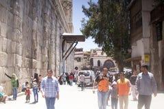 Umayyad Mosque Stock Photo