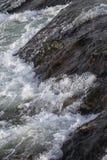 Umba river, Russia Stock Photos