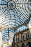Umberto galeria w Naples, Obraz Royalty Free