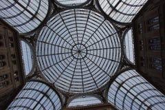 Umberto-Galerie Lizenzfreies Stockfoto