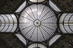 Umberto galerii dach Zdjęcie Stock