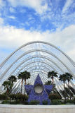 Umbracle Royalty Free Stock Photography