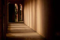 Umbraged стена Стоковые Изображения RF