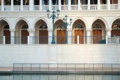 umbrales Fotos de archivo