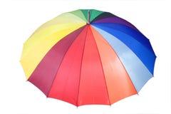 Umbrella. Opened Umbrella - isolated on white background stock photography